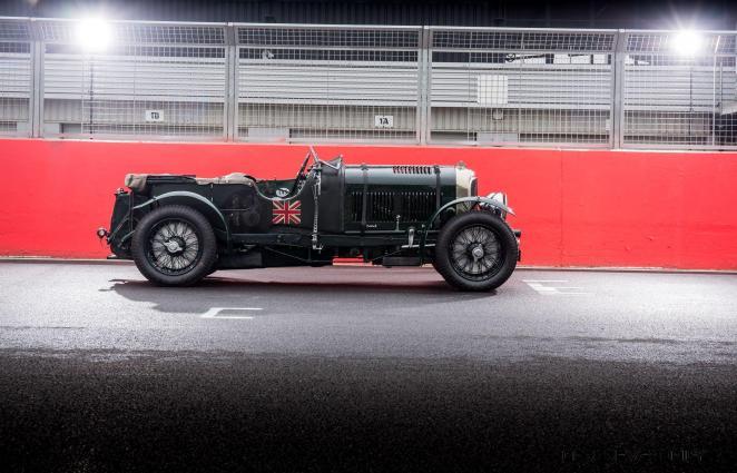 Bentley Birkin 'Blower' (5)