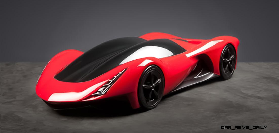 Ferrari Design Challenge 2015 - Duo 3