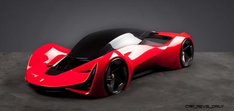 Ferrari Design Challenge 2015 - FuTurismo 2