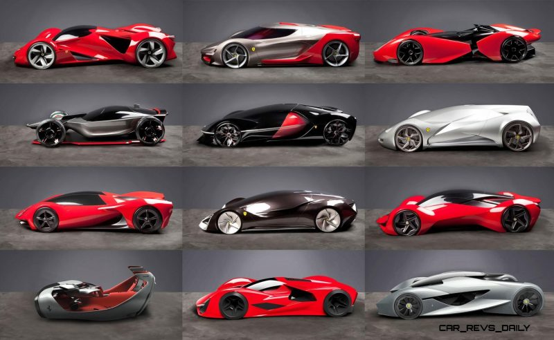 Ferrari Design Challenge 2015 - Intervallo 2-tile