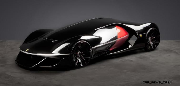 Ferrari Design Challenge 2015 - Manifesto 2