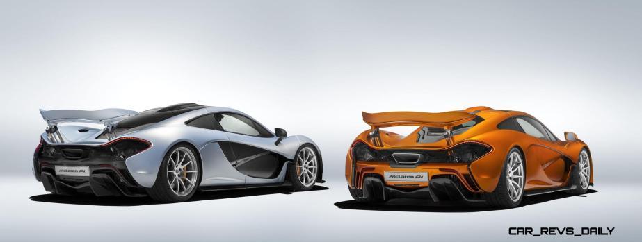 McLaren Wraps P1 Production 3