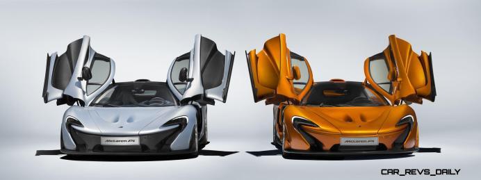 McLaren Wraps P1 Production 5