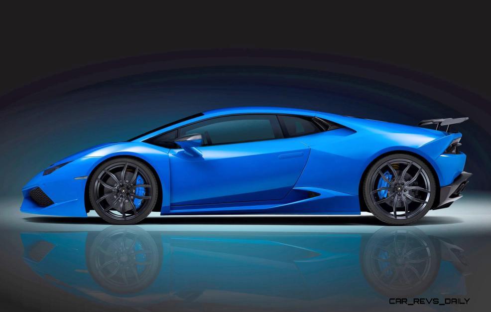 NOVITEC TORADO Lamborghini HURACAN N-LARGO Widebody 14