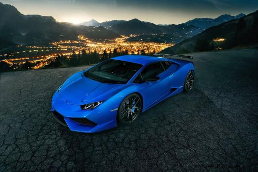 NOVITEC TORADO Lamborghini HURACAN N-LARGO Widebody 21