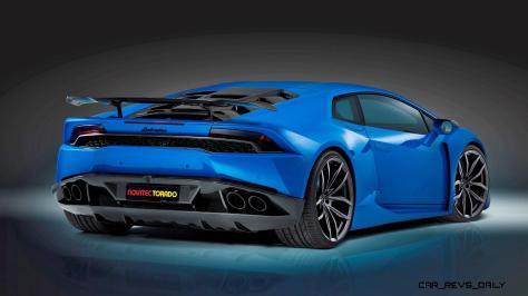 NOVITEC TORADO Lamborghini HURACAN N-LARGO Widebody 4