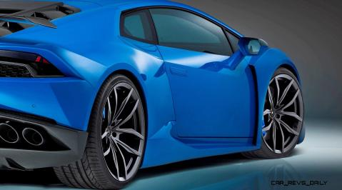 NOVITEC TORADO Lamborghini HURACAN N-LARGO Widebody 5