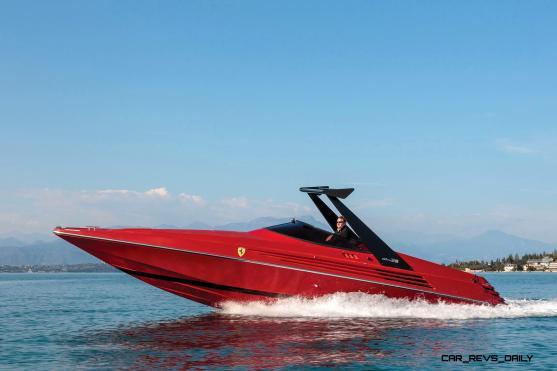 RM Sotheby's 1990 RIVA Ferrari 32 Speedboat 1