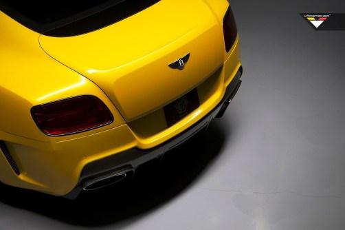 VORSTEINER BENTLEY Continental GT 9