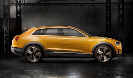 2016 Audi h-Tron Quattro Concept 25