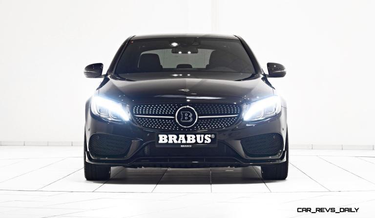 2016 BRABUS C450 AMG 4
