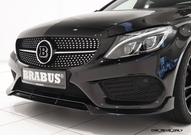 2016 BRABUS C450 AMG 7
