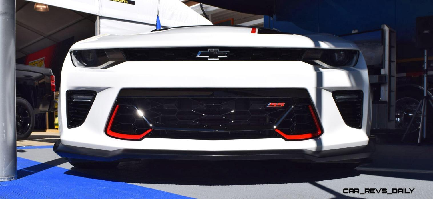 2016 Camaro SS with Chevrolet Performance Parts 13