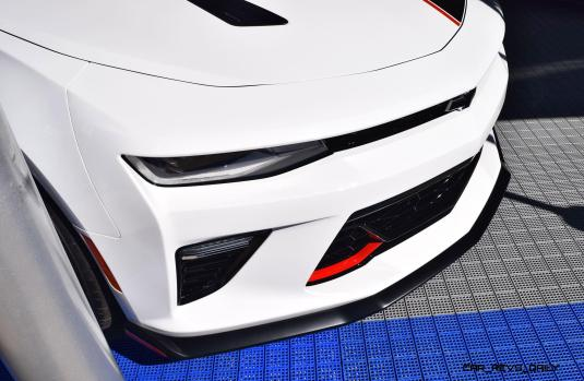 2016 Camaro SS with Chevrolet Performance Parts 17