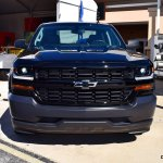 2016 Chevrolet Silverado Black Out Edition Is 35k And Dripping Wet Gloss Car Revs Daily Com