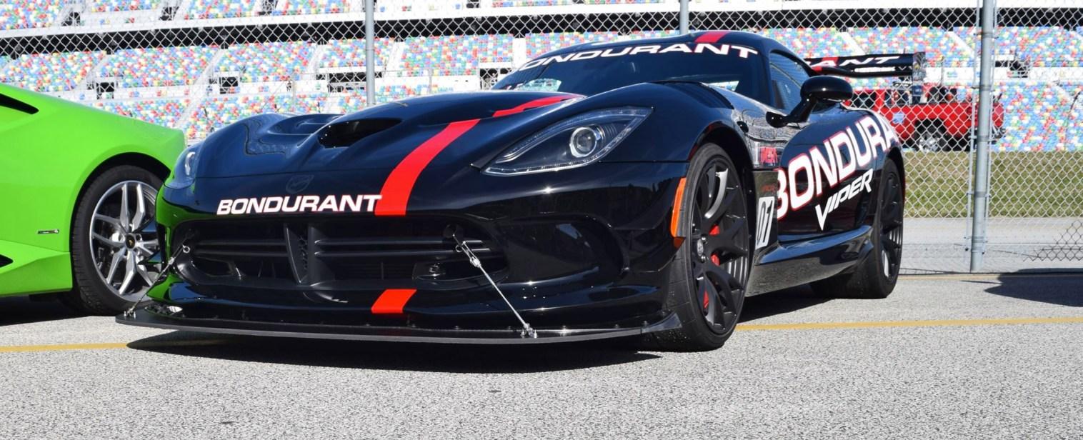 2016 Dodge VIPER ACR - Bondurant Black 15