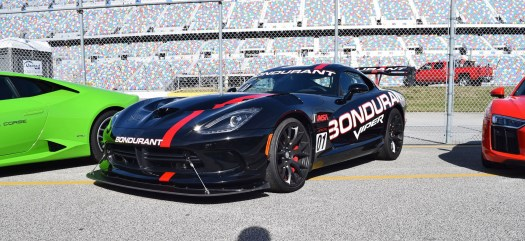 2016 Dodge VIPER ACR - Bondurant Black 18