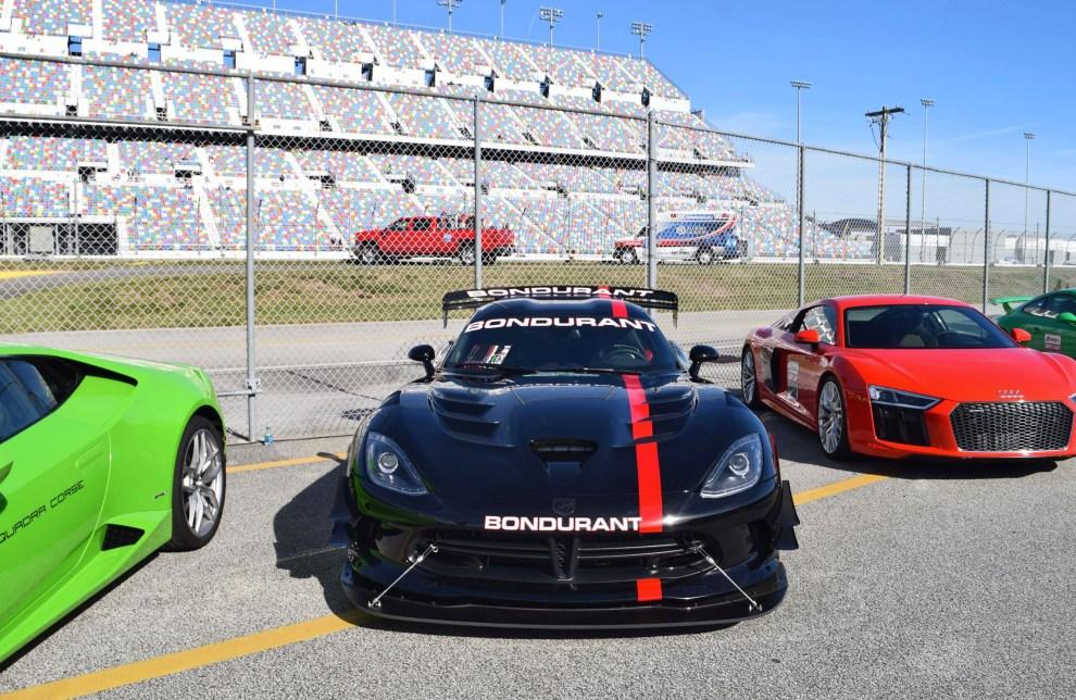 2016 Dodge VIPER ACR - Bondurant Black 9