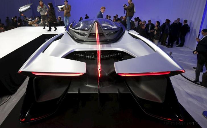 2016 Faraday Future FFZERO1 Concept 16