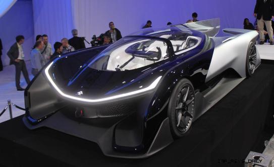 2016 Faraday Future FFZERO1 Concept 20