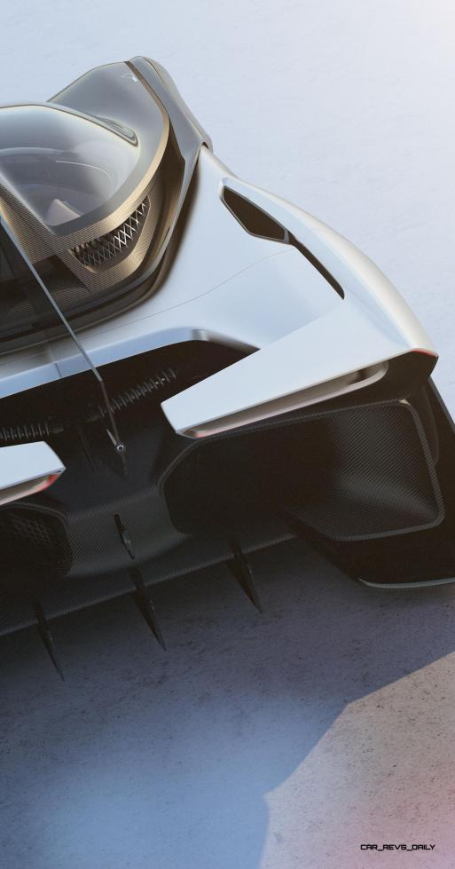 2016 Faraday Future FFZERO1 Concept 24