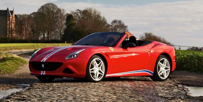 2016 Ferrari California T Red Tailor Made 1 copy