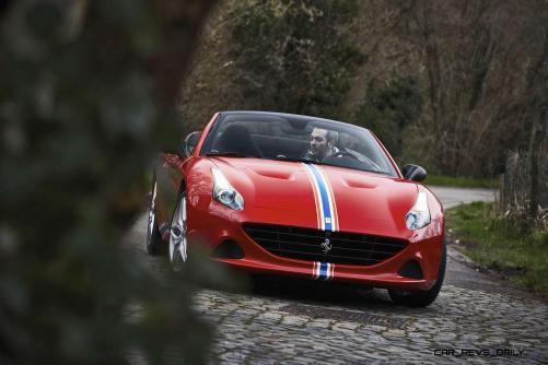2016 Ferrari California T Red Tailor Made 11