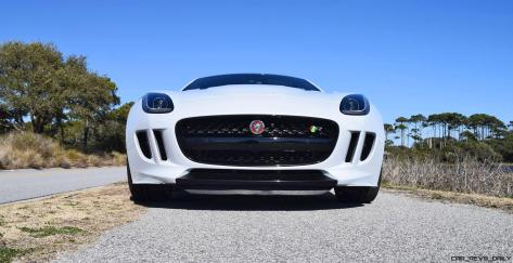 2016 JAGUAR F-Type R AWD White with Black Pack 104