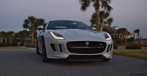2016 JAGUAR F-Type R AWD White with Black Pack 27