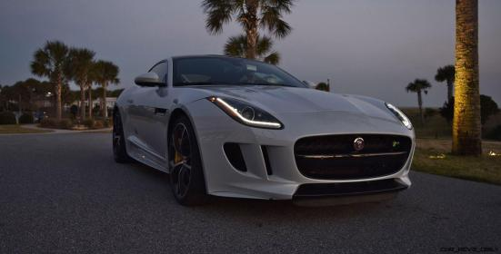 2016 JAGUAR F-Type R AWD White with Black Pack 34