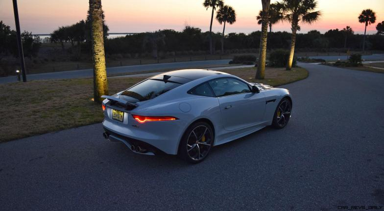 2016 JAGUAR F-Type R AWD White with Black Pack 39