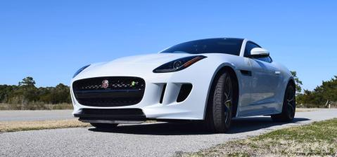 2016 JAGUAR F-Type R AWD White with Black Pack 77