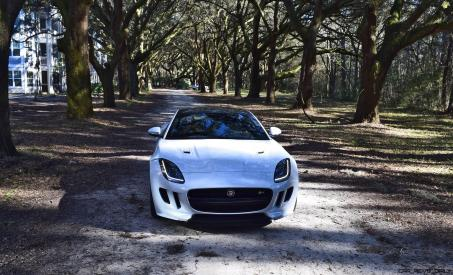 2016 JAGUAR F-Type R AWD White with Black Pack 80