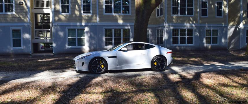 2016 JAGUAR F-Type R AWD White with Black Pack 82