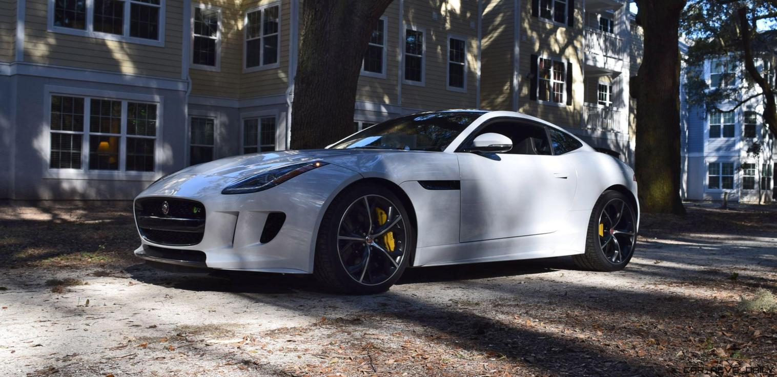 2016 JAGUAR F-Type R AWD White with Black Pack 84