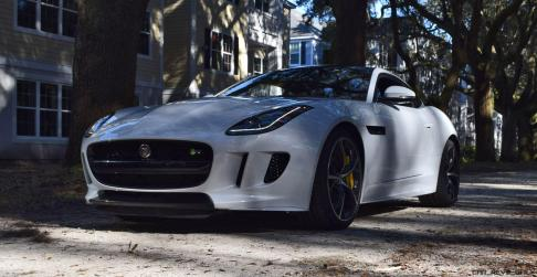 2016 JAGUAR F-Type R AWD White with Black Pack 88