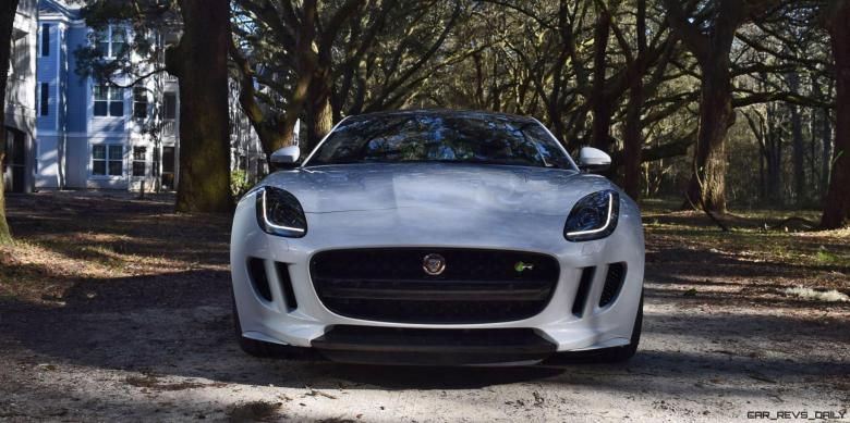 2016 JAGUAR F-Type R AWD White with Black Pack 93