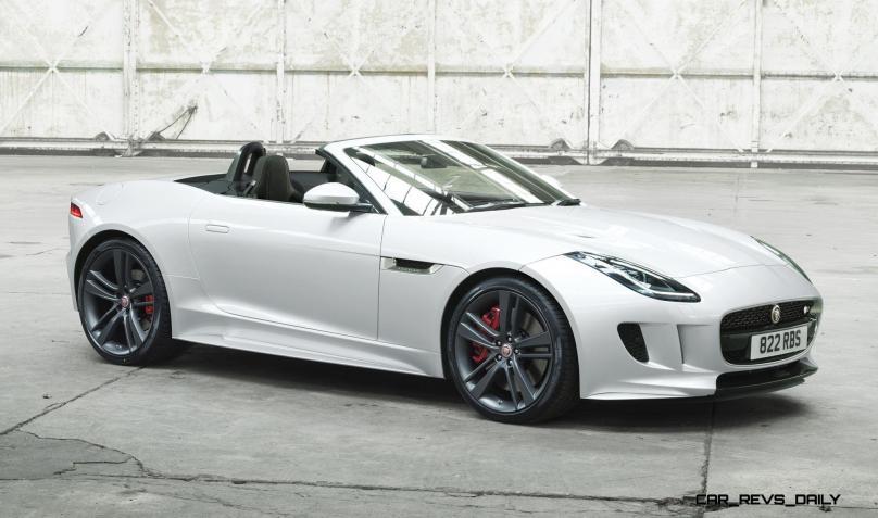 2016 Jaguar F-TYPE British Design Edition 12
