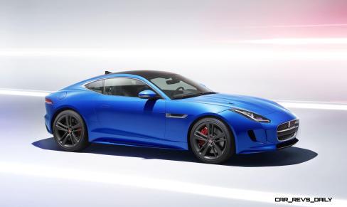 2016 Jaguar F-TYPE British Design Edition 3