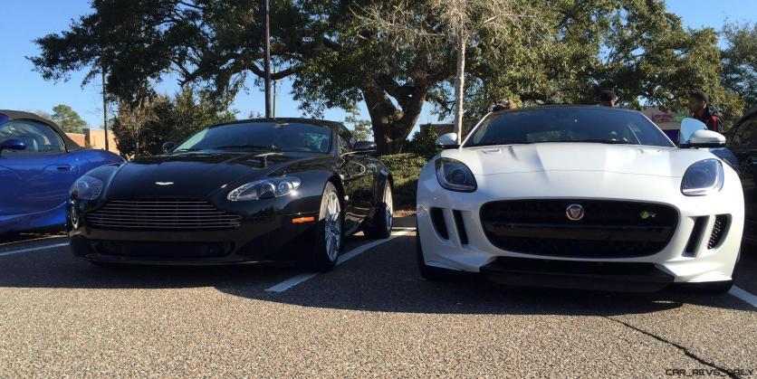 2016 Jaguar F-Type Coupe Meets Its Rivals 15