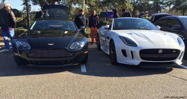 2016 Jaguar F-Type Coupe Meets Its Rivals 24