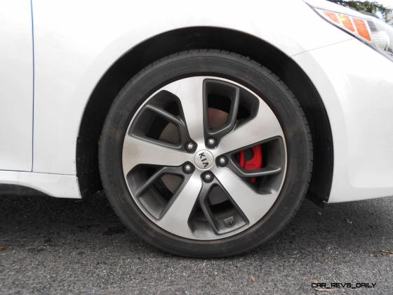 2016 Kia Optima SX Turbo Review 7