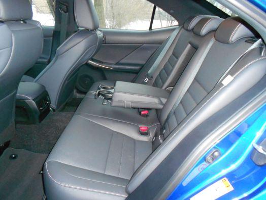 2016 Lexus IS200t F Sport Review Glassman 11