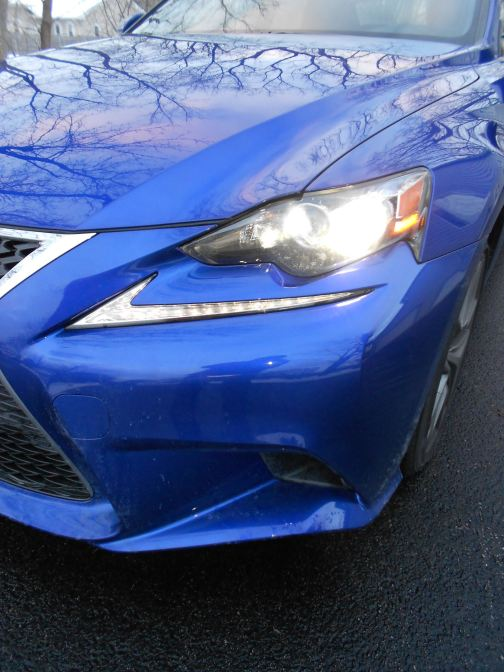2016 Lexus IS200t F Sport Review Glassman 7