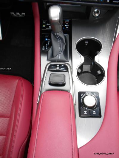 2016 Lexus RX350 AWD F Sport Review 16