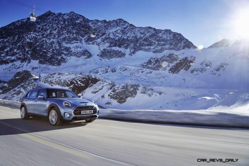 2016 MINI Clubman ALL4 Is New AWD, LWB Cooper S 20