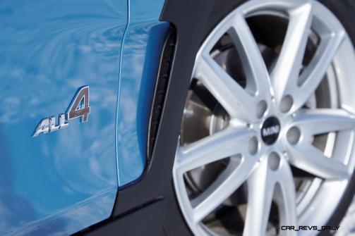 2016 MINI Clubman ALL4 Is New AWD, LWB Cooper S 73