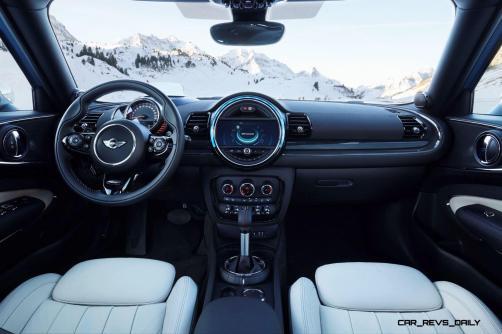 2016 MINI Clubman ALL4 Is New AWD, LWB Cooper S 75