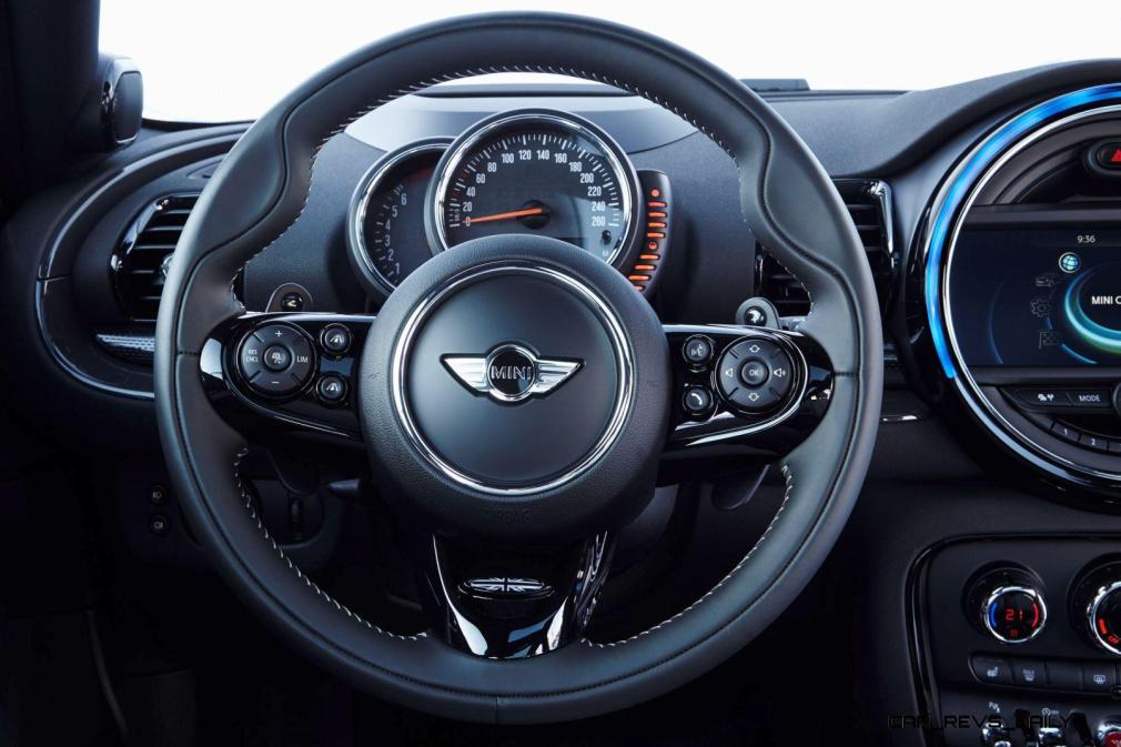 2016 MINI Clubman ALL4 Is New AWD, LWB Cooper S 76