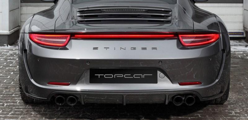 2016 Porsche 911 C4S by TopCar 10
